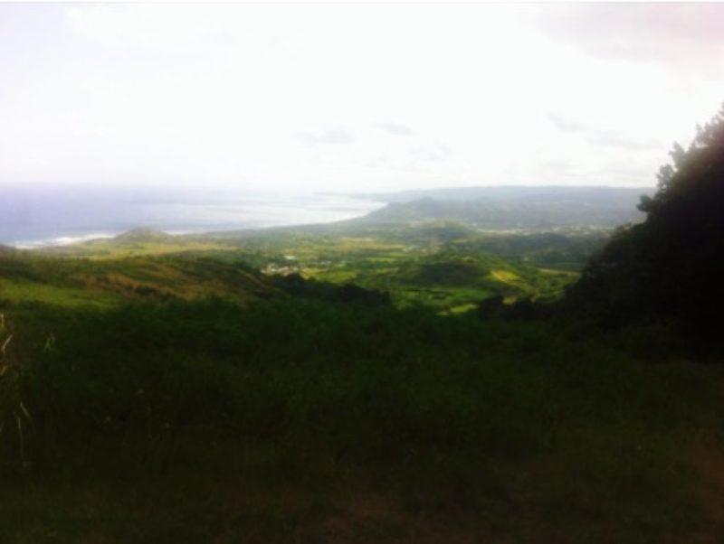 Bathsheba, St. Andrews, Barbados. Photo credit Jessica Carden
