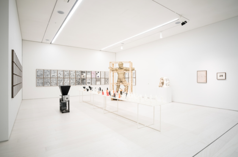 Daniel Garca Andjar, The Disasters of War, Metics Akademia, 2017, mixed-media installation, EMSTNational Museum of Contemporary Art, Athens, documenta 14. Photo Mathias Vlzke