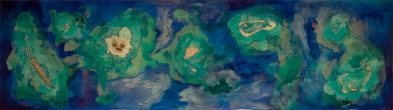 Shiraz Bayjoo ' Archipelago No 1' 2017