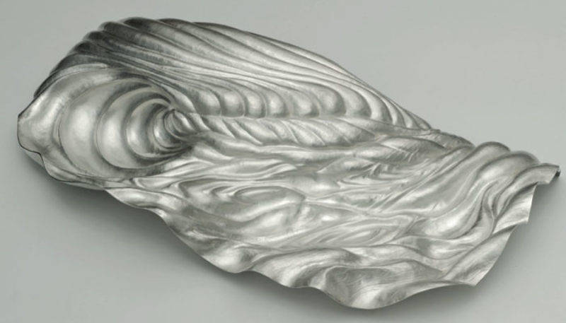 Miriam Hanid, Deluge Dish, 2009. Collection