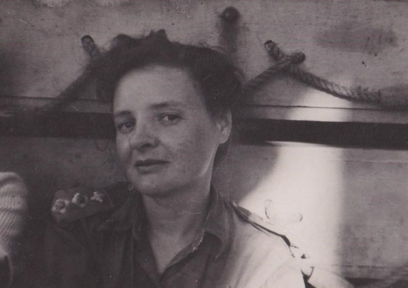 Margaret Tait, March-April 1946, courtesy of the Estate of Margaret Tait and Orkney Library and Archive