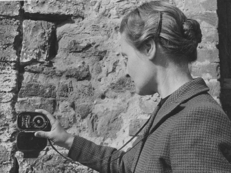 Margaret Tait, Perugia 1952, courtesy of the Estate of Margaret Tait and Orkney Library and Archive