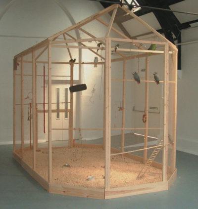 Susan Philipsz, installation view, central Glasgow
