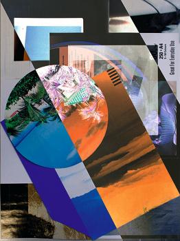 Harm van den Dorpel, 'Real Collage', 2010, collage. Courtesy the artist