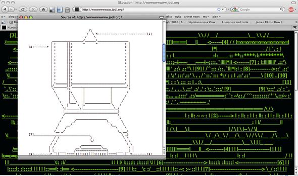 Screencapture of http